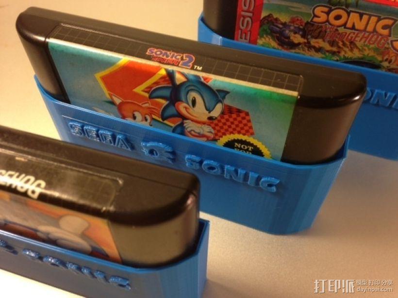 Sonic套筒 3D模型  图1