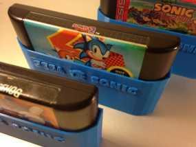 Sonic套筒 3D模型