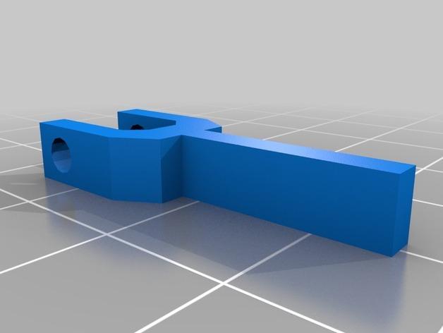 迷你软弹大炮 3D模型  图4