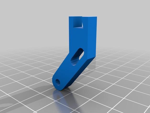 迷你软弹大炮 3D模型  图5