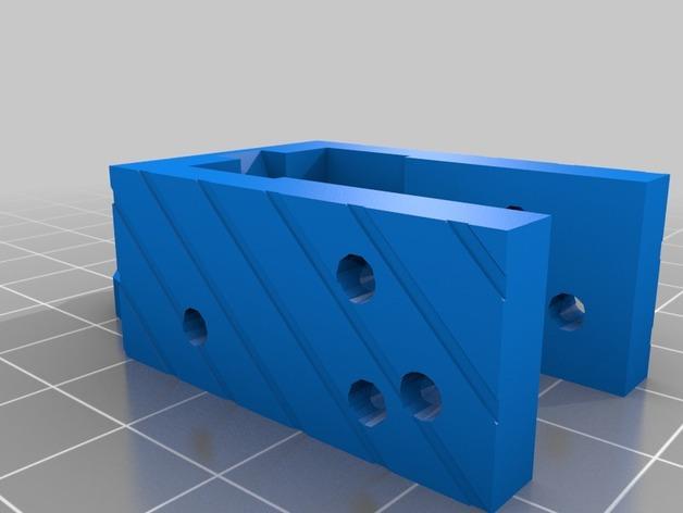 迷你软弹大炮 3D模型  图6