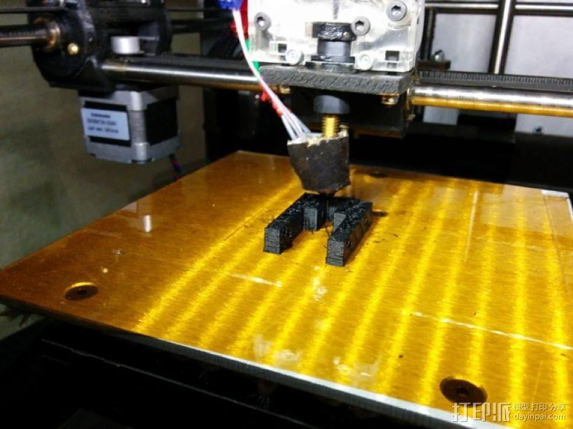 迷你软弹大炮 3D模型  图7