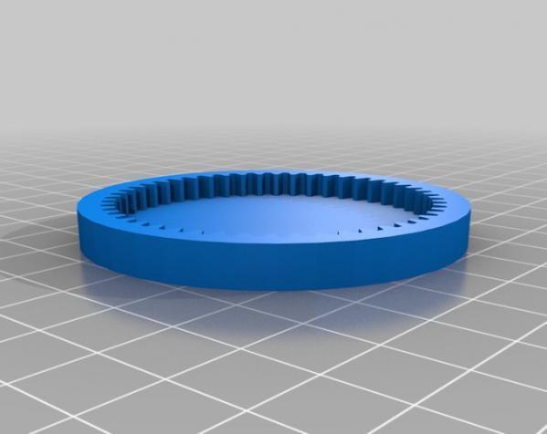 简易行星齿轮  3D模型  图1