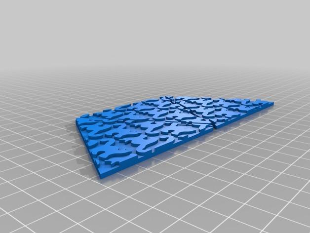 简易拼图 3D模型  图6