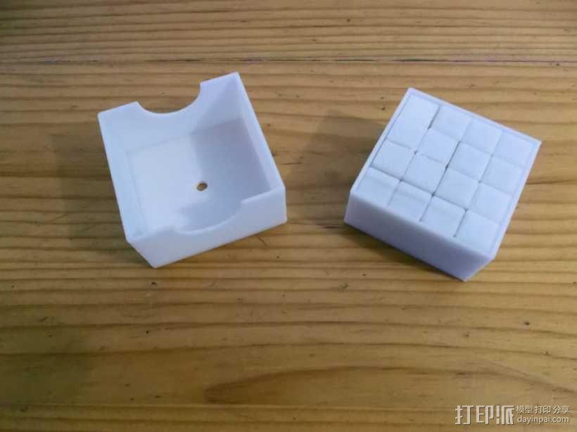 俄罗斯方块 3D模型  图5