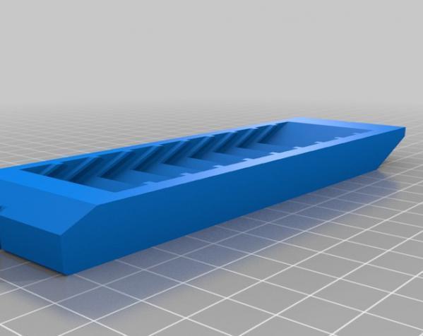 任天堂游戏盒 3D模型  图6