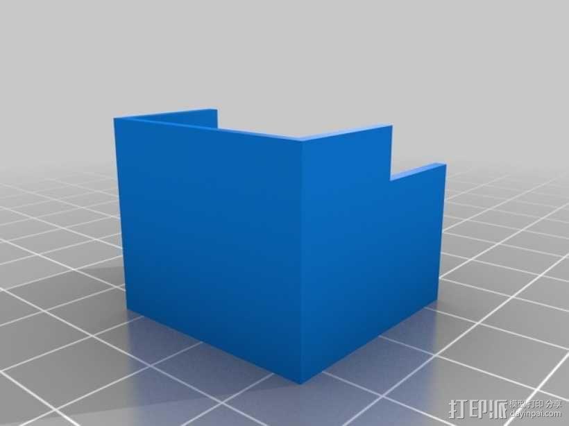 末影人头盔 3D模型  图3