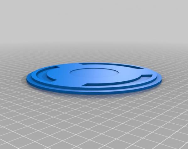 模块化神殿 3D模型  图3
