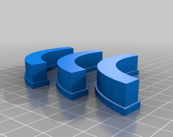 模块化神殿 3D模型  图4