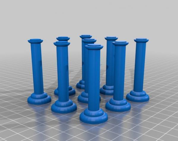 模块化神殿 3D模型  图5