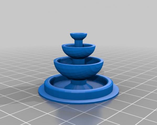 模块化神殿 3D模型  图9