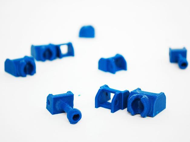 迷你机器人 3D模型  图6