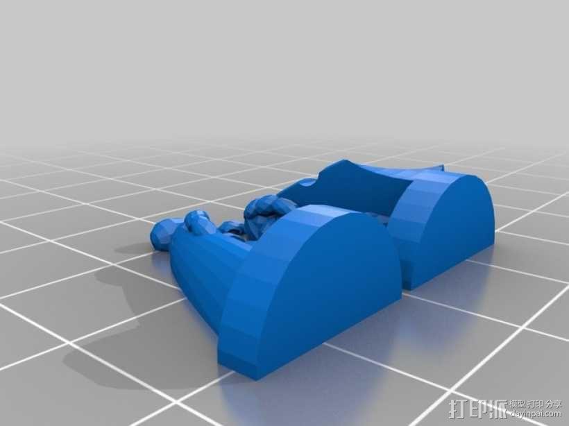 《Pocket-Tactics》战略游戏 3D模型  图2