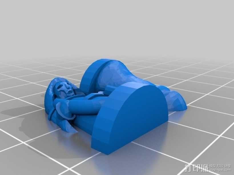 《Pocket-Tactics》战略游戏 3D模型  图3
