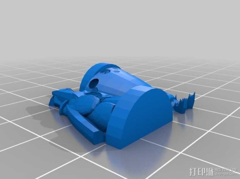 《Pocket-Tactics》战略游戏 3D模型  图6