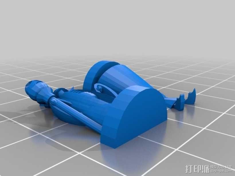 《Pocket-Tactics》战略游戏 3D模型  图7