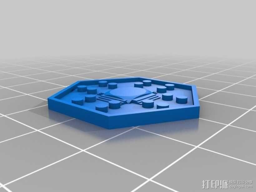 《Pocket-Tactics》战略游戏 3D模型  图10