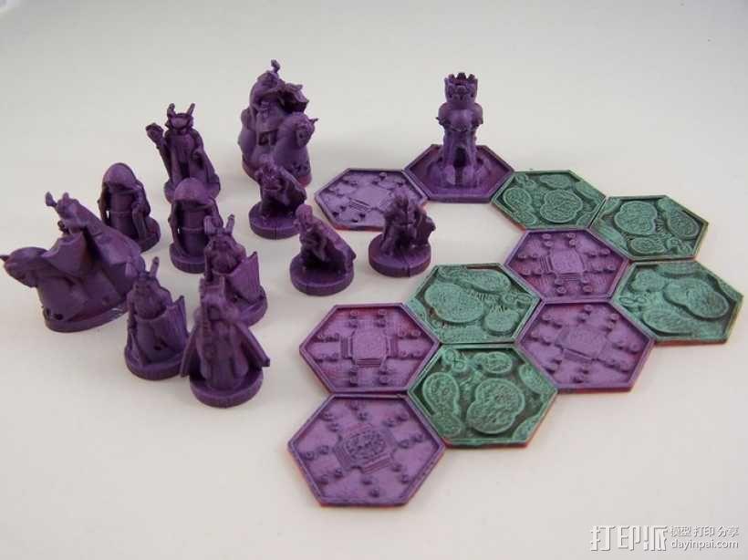 《Pocket-Tactics》战略游戏 3D模型  图11