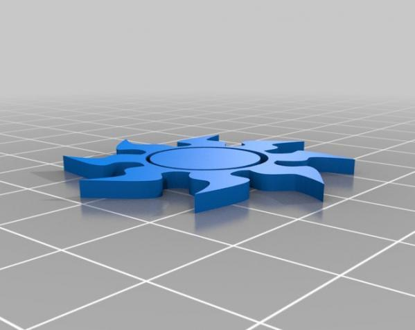 各种游戏徽章 3D模型  图6