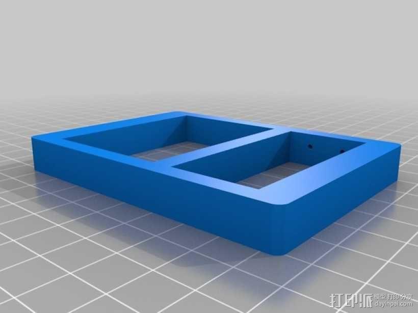 计数器模型 3D模型  图2