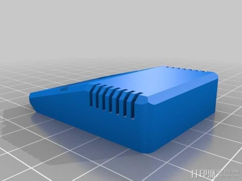 迷你苹果电脑2 3D模型  图3
