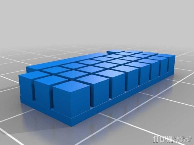 迷你苹果电脑2 3D模型  图4
