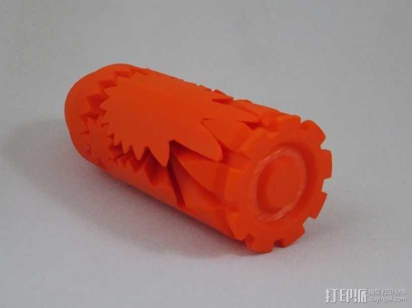《战争机器》模型 3D模型  图2