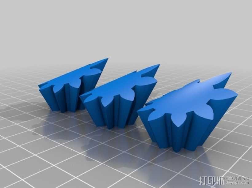 《战争机器》模型 3D模型  图5