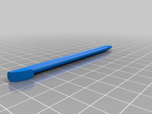 任天堂游戏触笔 3D模型  图3