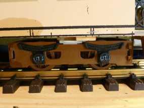 火车模型 3D模型