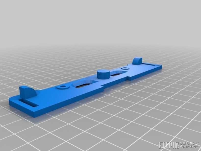火车模型 3D模型  图6