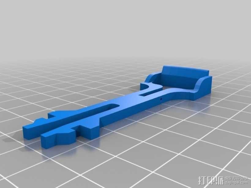 火车模型 3D模型  图7