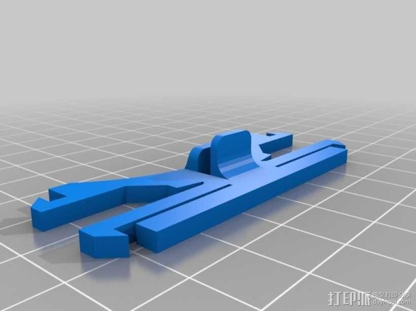 火车模型 3D模型  图9