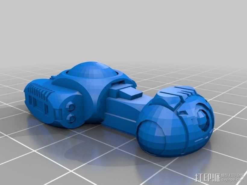 战争游戏模型 3D模型  图12