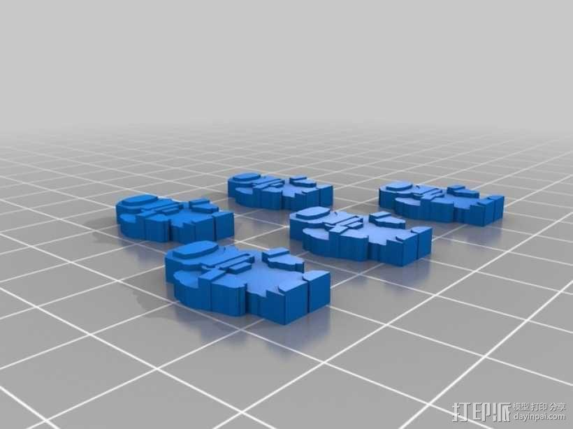 战争游戏模型 3D模型  图15