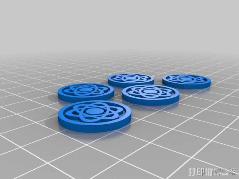 战争游戏模型 3D模型  图17