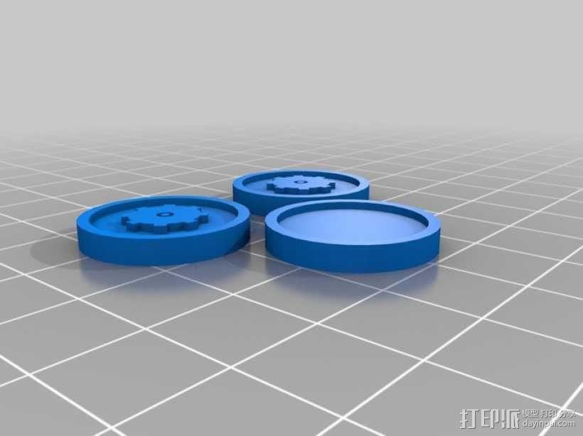 战争游戏模型 3D模型  图19