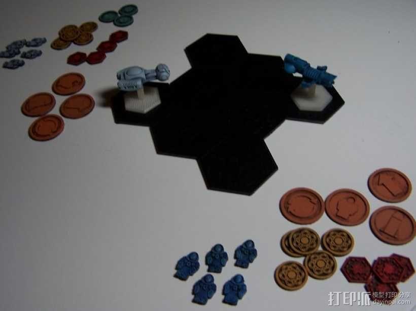 战争游戏模型 3D模型  图28