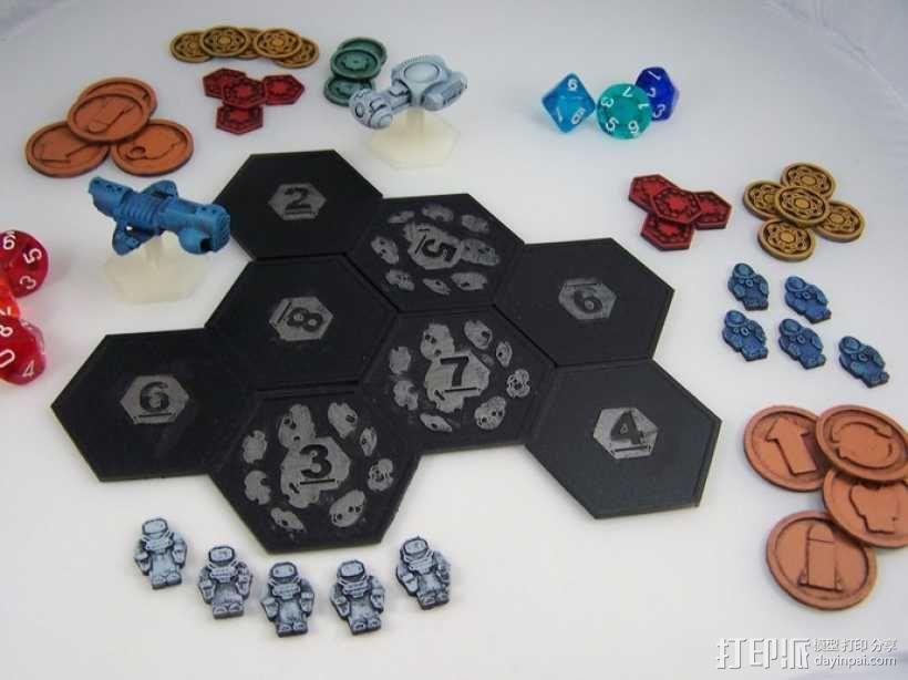 战争游戏模型 3D模型  图31