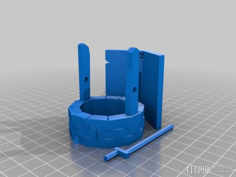 石井 3D模型  图1
