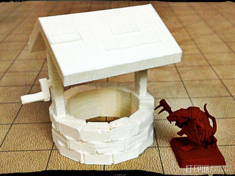 石井 3D模型  图5