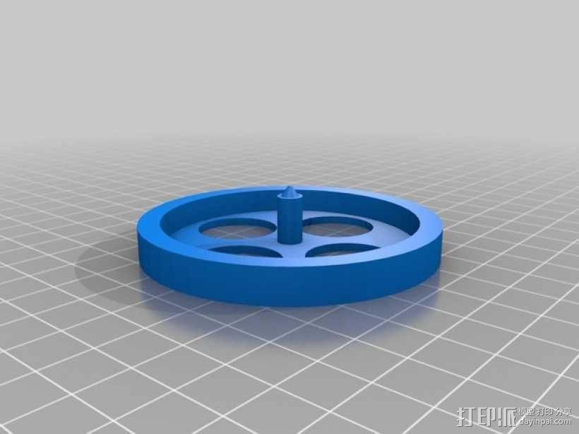迷你陀螺 3D模型  图5
