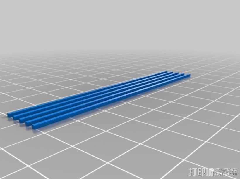 爆米花形照明灯 3D模型  图13