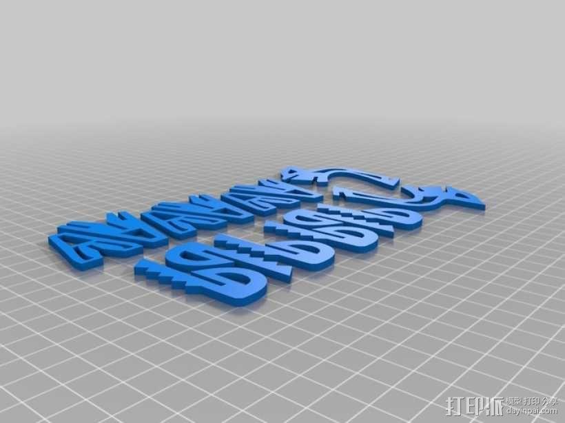 海德拉 3D模型  图5