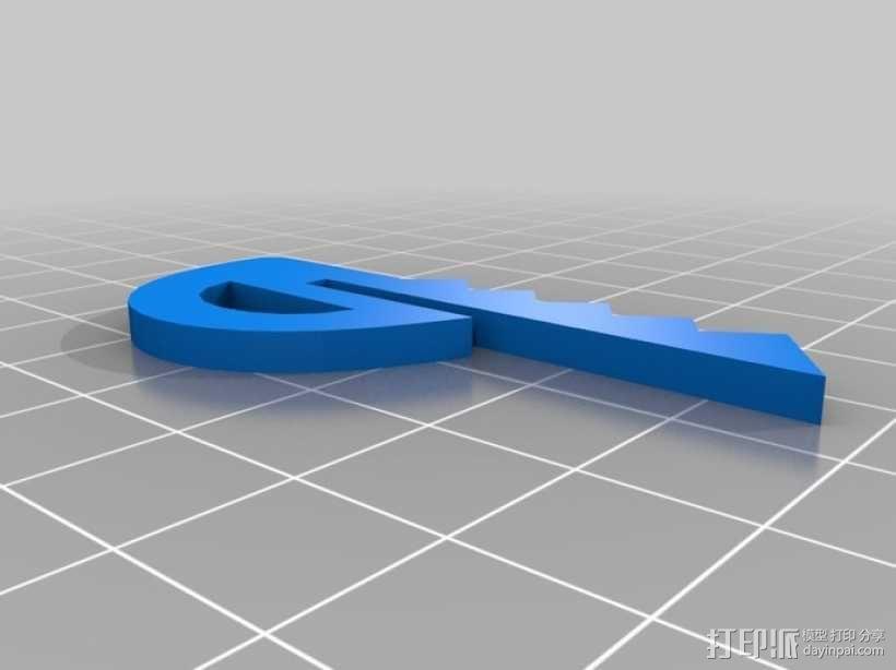 海德拉 3D模型  图8