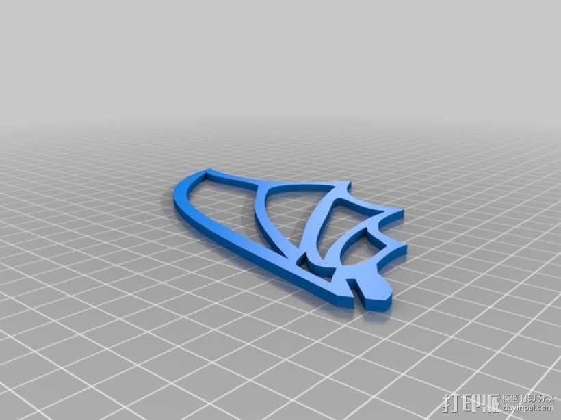 海德拉 3D模型  图11