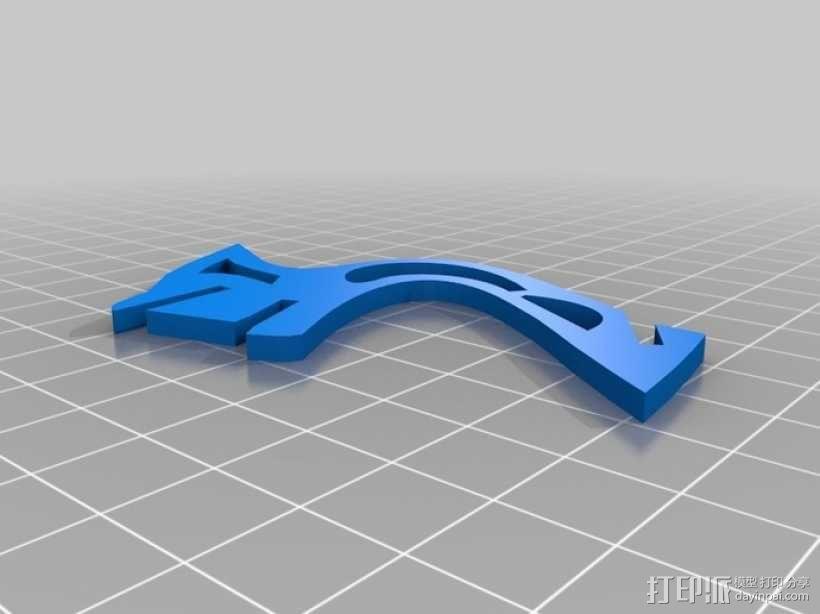 海德拉 3D模型  图13