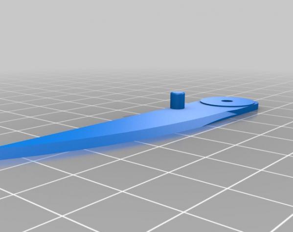 迷你小刀 3D模型  图7
