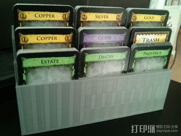 游戏卡盒 3D模型  图1