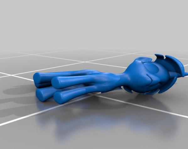 迷你小马驹 3D模型  图20